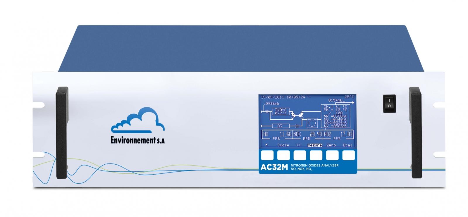 Thiết bị đo các oxitnito (NO-NO2-NOx) - AC32M