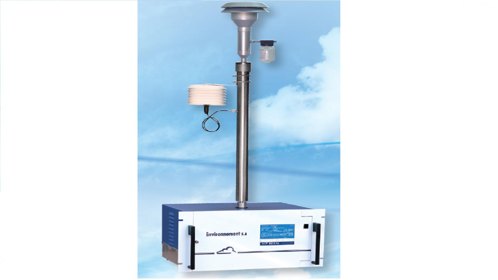 Thiết bị đo bụi PM1, PM2.5, PM10, TSP - MP101M